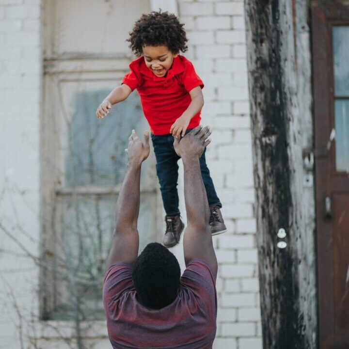 conner-baker-M5Zix_4Jc4k-unsplash - Dad and kid - Home Reimagining